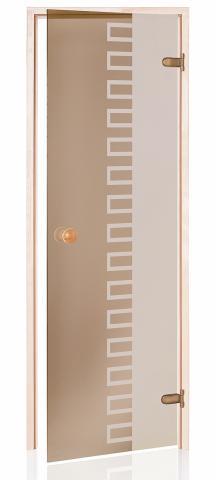 Dveře do parní sauny TLD2