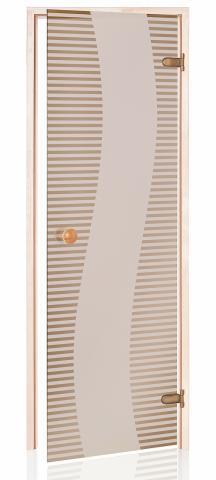 Dveře do parní sauny TLD4