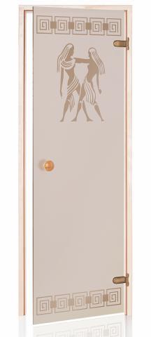 Dveře do finské sauny TLD8