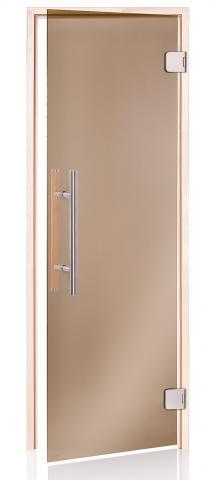 Dveře do sauny PREMIUM 9x19 (890 x 1890 mm)