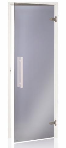 Dveře do sauny WHITE 8x21 (790 x 2090 mm)
