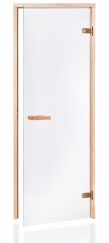 Saunové dveře RAISER 68 7x19 CLEAR (čiré sklo)