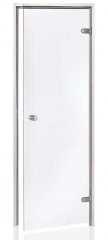 Dveře do páry BASIC 7x19 CLEAR (čiré sklo)