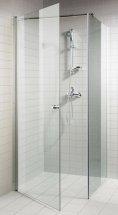 Skleněný sprchový kout 7x7x20 (700 x 700 x 2000 mm)
