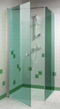 Skleněný sprchový kout 8x8x20 (800 x 800 x 2000 mm)
