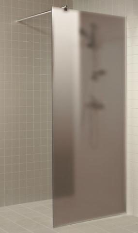 Sprchová zástěna s pískovaným sklem 8x20 (800 x 2000 mm)