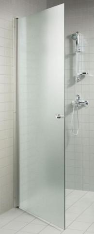 Dveře do sprchy s pískovaným sklem 7x20 (700 x 2000 mm)