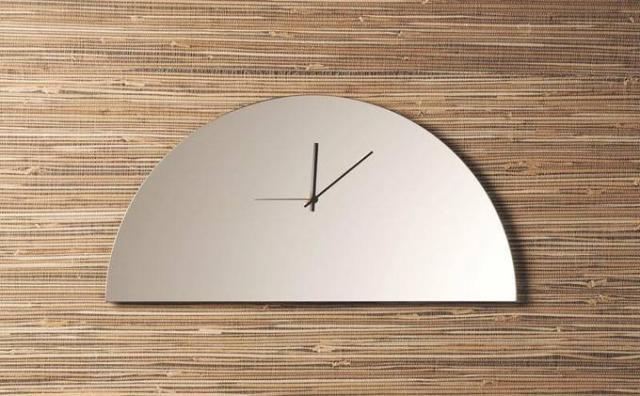 Kell, zrcadla s hodinami